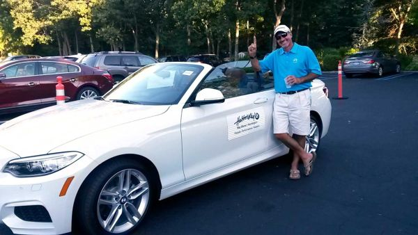 Newsday: Frank Scordo Helps Charity After Winning Hole-in-one Prize