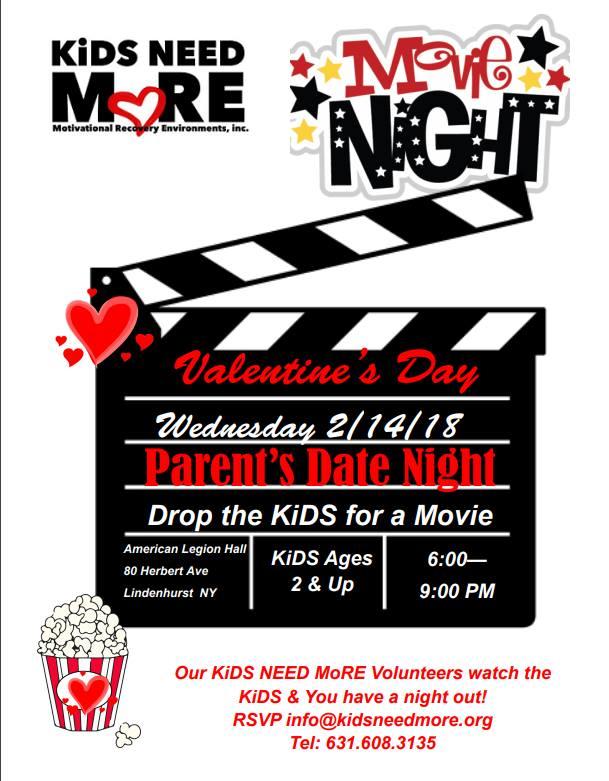 Valentine S Day Movie Night Kids Need More